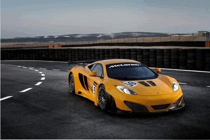 2011 McLaren MP4-12C GT3 revised 2