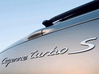 2006 Porsche Cayenne Turbo S 11