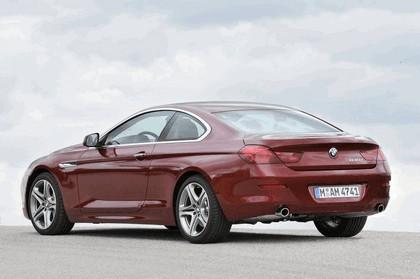2011 BMW 640i ( F12 ) 5