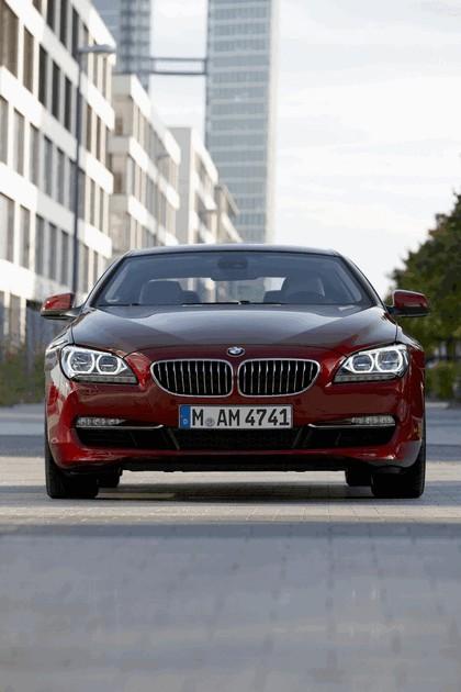 2011 BMW 640i ( F12 ) 16