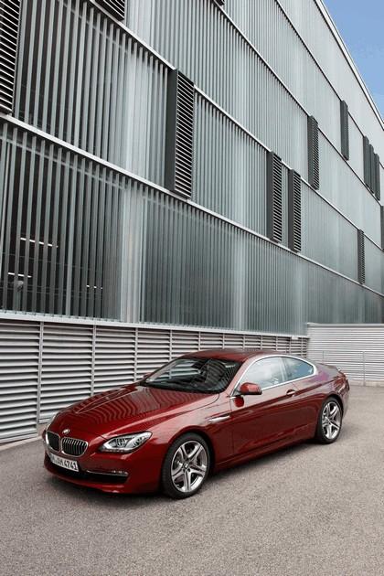 2011 BMW 640i ( F12 ) 21