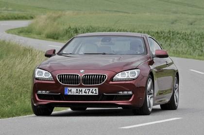 2011 BMW 640i ( F12 ) 40