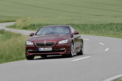 2011 BMW 640i ( F12 ) 41