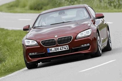 2011 BMW 640i ( F12 ) 43