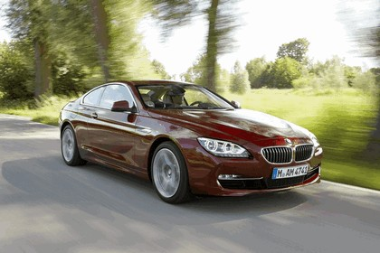 2011 BMW 640i ( F12 ) 56