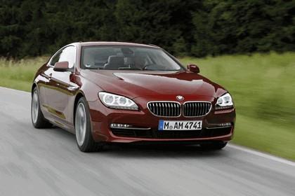 2011 BMW 640i ( F12 ) 57