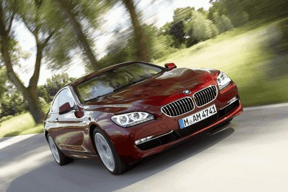2011 BMW 640i ( F12 ) 58
