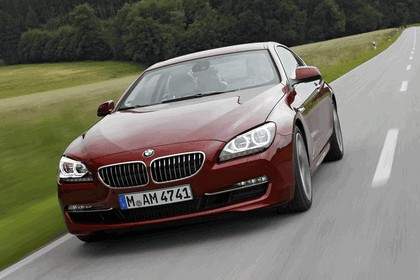 2011 BMW 640i ( F12 ) 59