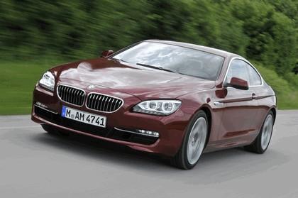 2011 BMW 640i ( F12 ) 62