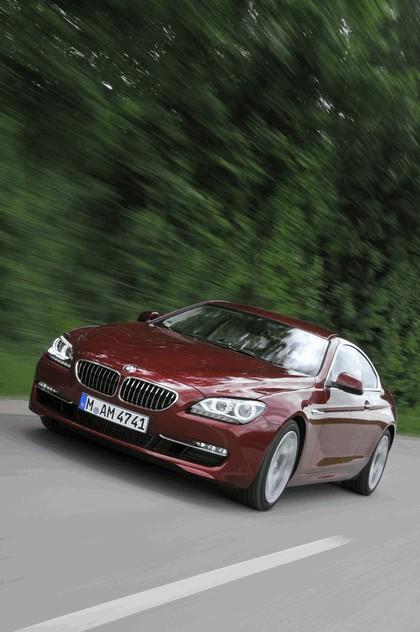 2011 BMW 640i ( F12 ) 63