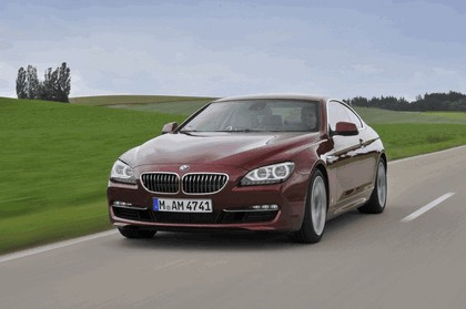 2011 BMW 640i ( F12 ) 65