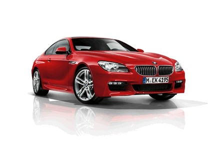 2011 BMW 6er with M Sport Package 1