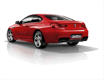 2011 BMW 6er with M Sport Package 2
