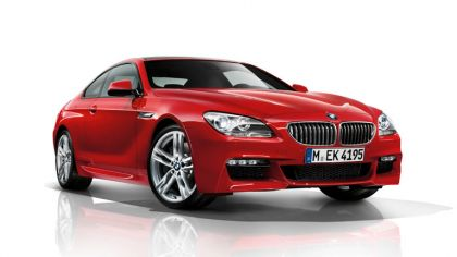 2011 BMW 6er with M Sport Package 5