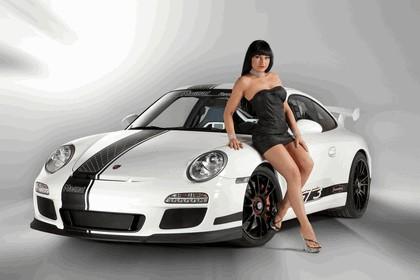 2011 Porsche 911 ( 997 ) GT3 Snowmobile by Magnat 2