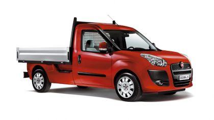 2011 Fiat Doblò Work Up 8