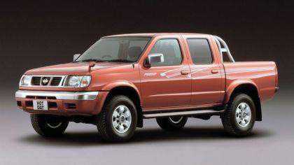 1997 Nissan Datsun Crew Cab ( D22 ) 5