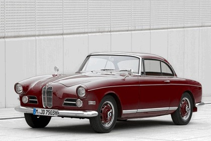 1959 BMW 503 coupé sport 1
