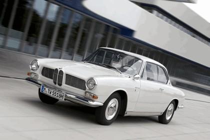 1965 BMW 3200 CS Bertone 1
