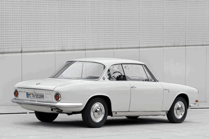 1965 BMW 3200 CS Bertone 3