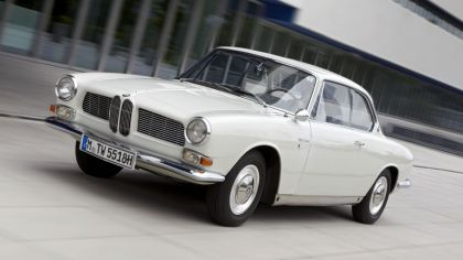 1965 BMW 3200 CS Bertone 8
