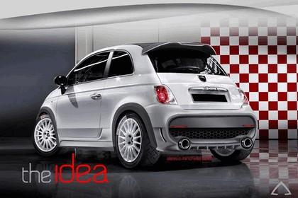 2011 Fiat 500 Marcia Corta by Camal 2