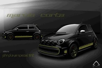 2011 Fiat 500 Marcia Corta by Camal 5