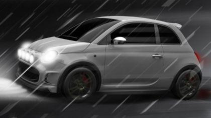 2011 Fiat 500 Marcia Corta by Camal 1