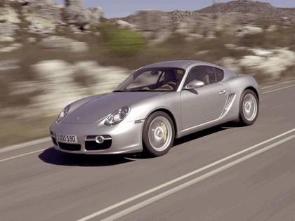 2006 Porsche Cayman S 1
