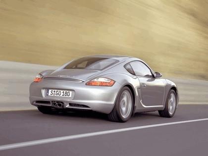 2006 Porsche Cayman S 2