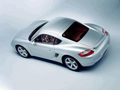 2006 Porsche Cayman S 8