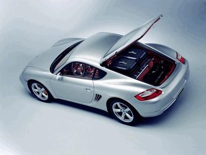 2006 Porsche Cayman S 9