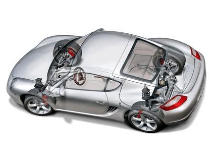 2006 Porsche Cayman S 17