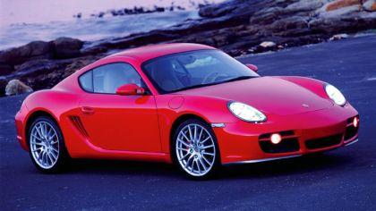 2006 Porsche Cayman S 4