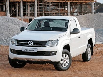 2011 Volkswagen Amarok Single Cab Comfortline 3