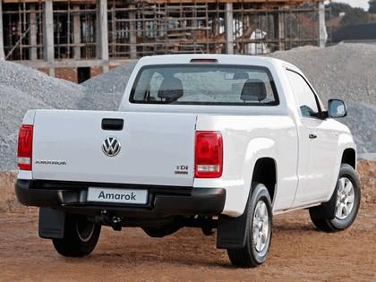 2011 Volkswagen Amarok Single Cab Comfortline 6