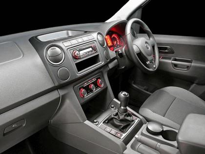 2011 Volkswagen Amarok Single Cab Comfortline 11