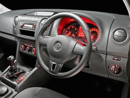 2011 Volkswagen Amarok Single Cab Comfortline 12