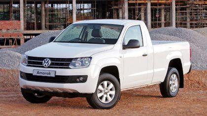 2011 Volkswagen Amarok Single Cab Comfortline 4