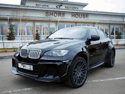 2010 BMW X6 ( E71 ) by Met-R 2
