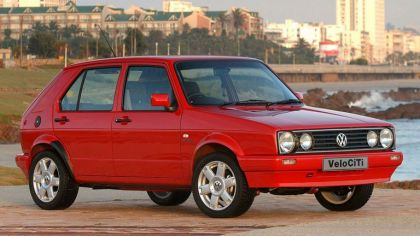 2003 Volkswagen Citi VeloCiti 7