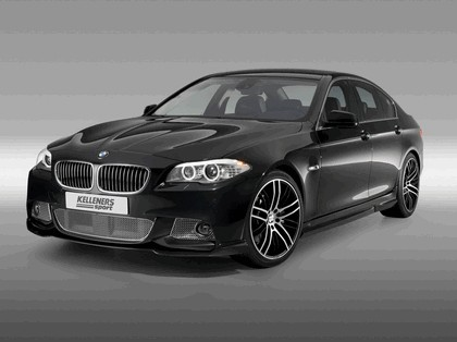2011 BMW 5er ( F10 ) with M Sport Package by Kelleners Sport 1