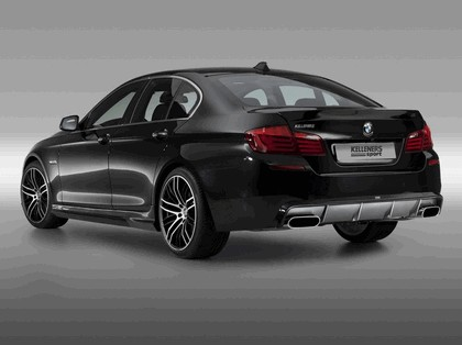 2011 BMW 5er ( F10 ) with M Sport Package by Kelleners Sport 2