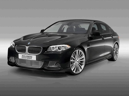 2011 BMW 5er ( F10 ) with M Sport Package by Kelleners Sport 3