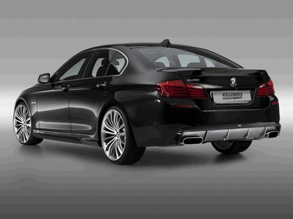 2011 BMW 5er ( F10 ) with M Sport Package by Kelleners Sport 4
