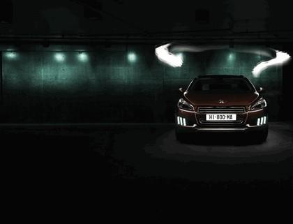 2011 Peugeot 508 RXH 16