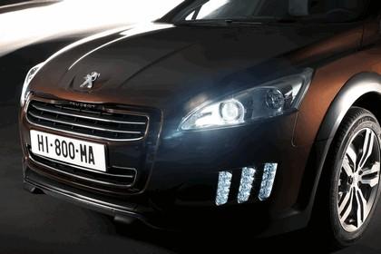 2011 Peugeot 508 RXH 17