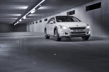 2011 Peugeot 508 RXH 23