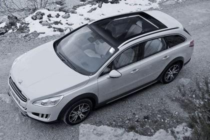 2011 Peugeot 508 RXH 49