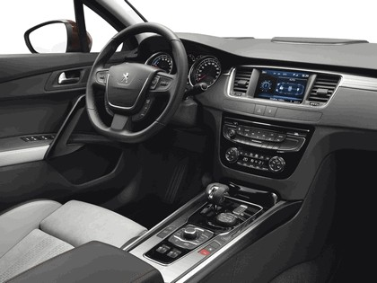 2011 Peugeot 508 RXH 68